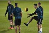 Italijos ministras pirmininkas suteikė leidimą komandoms rengti grupines treniruotes