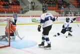 Nieko nelėmusiose rungtynėse Estija džiaugėsi pergale prieš Nyderlandus