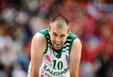 """Įspūdingai atakavę """"Žalgirio"""" krepšininkai iškovojo antrą pergalę LKL finale"""