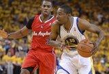 Fantastiškai žaidęs J.Dentmonas neprilygo 72 taškus įmetusiam buvusiam NBA gynėjui