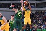 P.Millsas padės Lietuvos rinktinės varžovams pasaulio čempionate