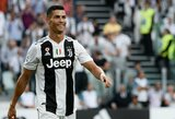 Savanaudžiu C.Ronaldo išvadinęs Z.Daličius atsiprašė portugalo dėl išsakytų komentarų