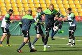 Lietuva prieš Slovėniją: proga parodyti, kad galima laimėti ne tik prieš Maltą