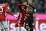 """Bayern"" legenda L.Matthausas: ""Jie turėtų atsikratyti T.Alcantara"""