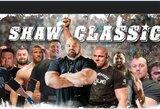 """Paskelbti """"Shaw Classic"""" dalyviai: Ž.Savickas vėl mes iššūkį B.Shaw"""
