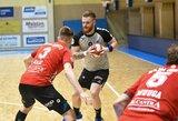 Į Baltijos rankinio lygos finalą žengė du Lietuvos klubai