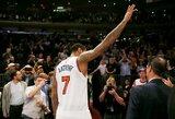 """Scenarijai, kurie patiktų C.Anthony norinčiai iškeisti """"Knicks"""" komandai"""