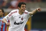 """Oficialu: Kaka grįžta į """"Milan"""""""