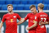"D.Olmo pelnė dublį per 2 minutes, o ""RB Leipzig"" nugalėjo ""Hoffenheim"""