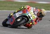 """V.Rossi: """"Lenktynės Aragone parodys, kokią pažangą padarė """"Ducati"""""""