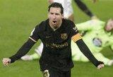 """Dešimtyje rungtyniauti likusi """"Barcelona"""" iškovojo triuškinamą pergalę"""
