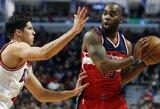 """Nevykusi """"Wizards"""" ataka – į NBA juokingų epizodų laidą"""
