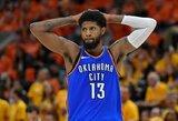 """P.George'as: """"Praėjusį sezoną norėjau žaisti """"Lakers"""", bet jiems manęs nereikėjo"""""""