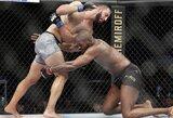 """Teksaso komisija atsakė į kritiką dėl teisėjavimo """"UFC 247"""" turnyre"""