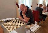 Pasaulio šaškių taurės etape Estijoje lietuviai laimėjo tris medalius