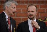 """""""Manchester United"""" padėkojo L.Van Gaalui ir ruošiasi naujam etapui"""