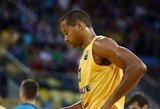 """""""Gran Canaria"""" pergalingai startuoti Europos taurėje neprireikė O.Galdiko pagalbos"""