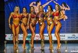 Lietuviai dominavo atvirajame IFBB Latvijos kultūrizmo ir fitneso čempionate