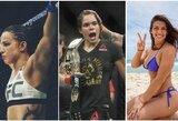 """""""UFC 224"""" pristatymas ir prognozės: tris kartus lietuvei pralaimėjusios JAV gražuolės pasirodymas ir A.Nunes bandymas apginti pasaulio čempionės diržą"""