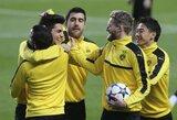 """Koks dar Valentinas? Čempionų lyga grįžta: """"Benfica"""" – """"Borussia"""""""