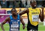 Pasaulio rekordininkui gresia diskvalifikacija, jis dopingo kontrolierius kaltina sąmokslu