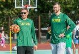 """Sirgalių įveikęs E.Ulanovas: """"Lietuvoje visi moka žaisti krepšinį"""""""
