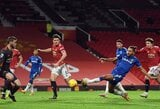 """95-ąją minutę įvartį praleidęs """"Man Utd"""" apmaudžiai išleido pergalę prieš """"Everton"""""""