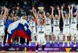 Olimpiados atrankos burtai: L.Dončičius atvyks į Lietuvą