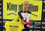 BMX dviratininkas G.Pabijanskas varžybose Estijoje tapo nugalėtoju