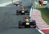 """""""Red Bull"""" ekipa kol kas komandinių nurodymų netaikys"""
