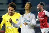 Europos TOP6: kurias rungtynes verta rinktis šį savaitgalį?