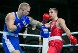 Išdalinti medaliai Lietuvos bokso čempionate
