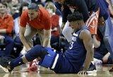 """Žemas poelgis: """"Clippers"""" pasidžiaugė J.Butlerio trauma"""