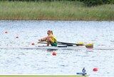 Pasaulio jaunių irklavimo čempionato C finaluose – pirmoji ir trys antrosios lietuvių vietos