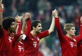 """""""Bayern"""" sutriuškino """"Hannover"""" klubą (visi rezultatai)"""