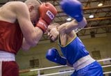 Prasidėjo Lietuvos vyrų ir moterų bokso čempionatas