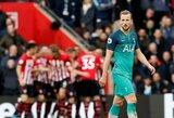 """Nesėkmių ruožas: dar kartą suklupę """"Tottenham"""" rizikuoja prarasti trečią vietą"""
