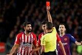 Oficialu: teisėją įžeidęs D.Costa sulaukė ilgos diskvalifikacijos