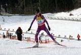 IBU taurės etape Vokietijoje mišri Lietuvos estafetė užėmė 14-ą vietą