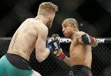 """Per 13 sekundžių C.McGregorui pralaimėjęs J.Aldo: """"Jis negerbia žmonių ir sporto"""""""