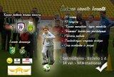 Kauno futbolo klubai kviečia šeimas į sporto šventę