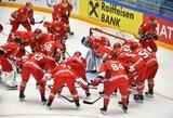 Pasaulio IA ledo ritulio čempionate – palankus rezultatas lietuviams