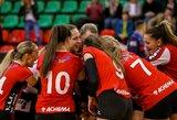 Po švenčių Lietuvos tinklininkės stoja į kovą Baltijos čempionate
