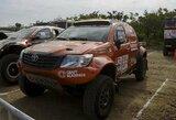 Paskutinę dieną prieš Dakaro startą A.Juknevičius stengėsi negalvoti apie laukimą