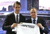 J.Lopetegui: apie L.Modričiaus ir M.Kovačičiaus ateitį bei T.Courtoiso galimybę atsidurti Madride
