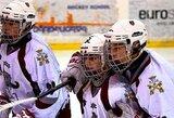 Į jaunimo olimpiadą vyksiantis D.Mukovozas ledo ritulininko karjerą tęs Rusijoje (komentaras)