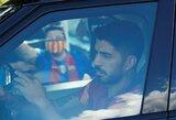 """""""Barcelonai"""" nereikalingas L.Suarezas gali likti Ispanijoje"""