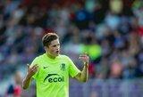 """D.Malžinskas: """"Visą sezoną dirbome dėl akimirkų UEFA Europos lygoje"""""""