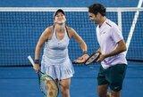 Šveicarijos rinktinė su R.Federeriu po 17 metų pertraukos pateko į Hopmano taurės finalą