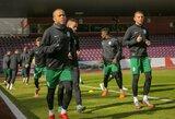 M.Tomičius LFF taurės finale grumsis dėl pirmo karjeros trofėjaus